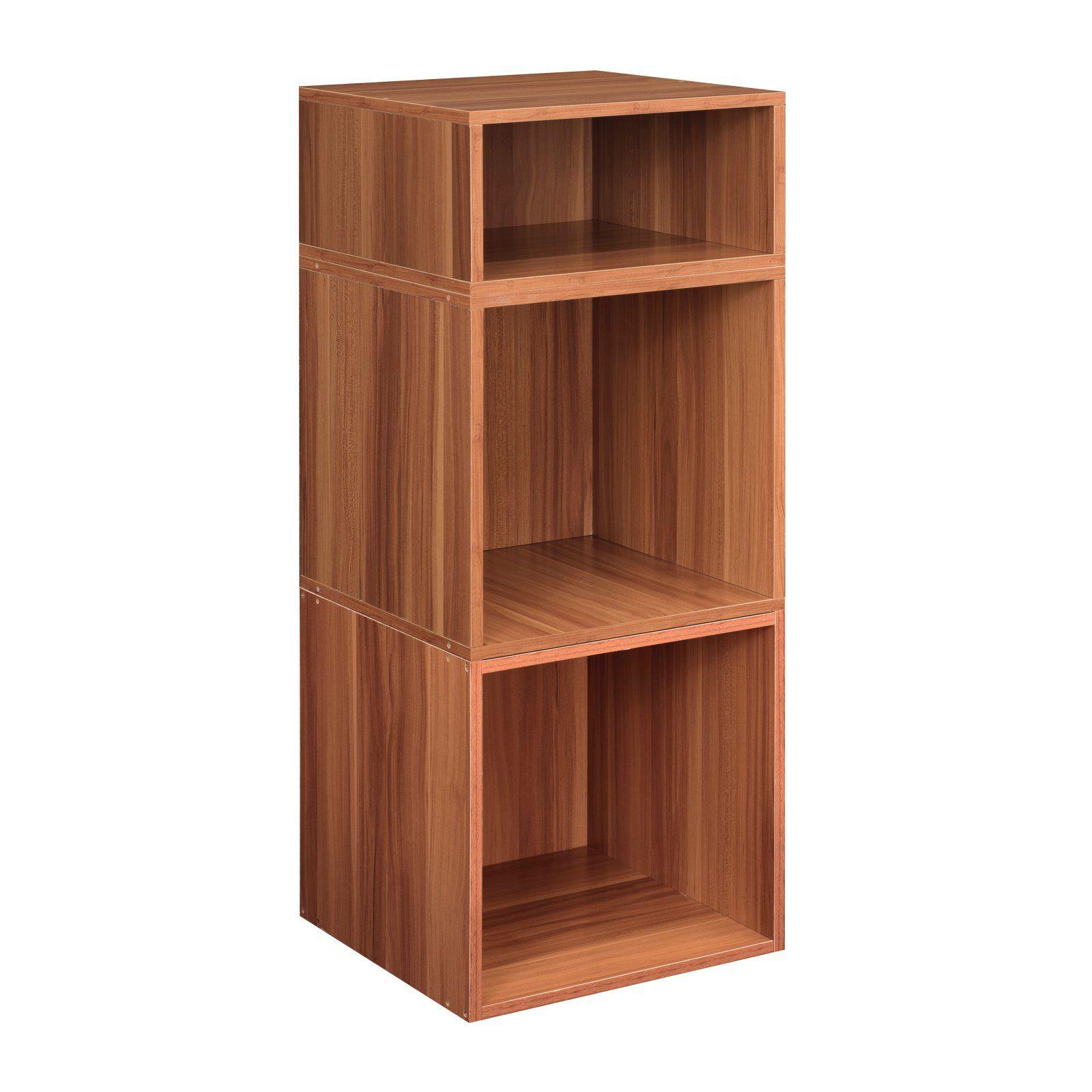 Regency Niche Cubo Modular Storage Shelf With Optional 2 Full And