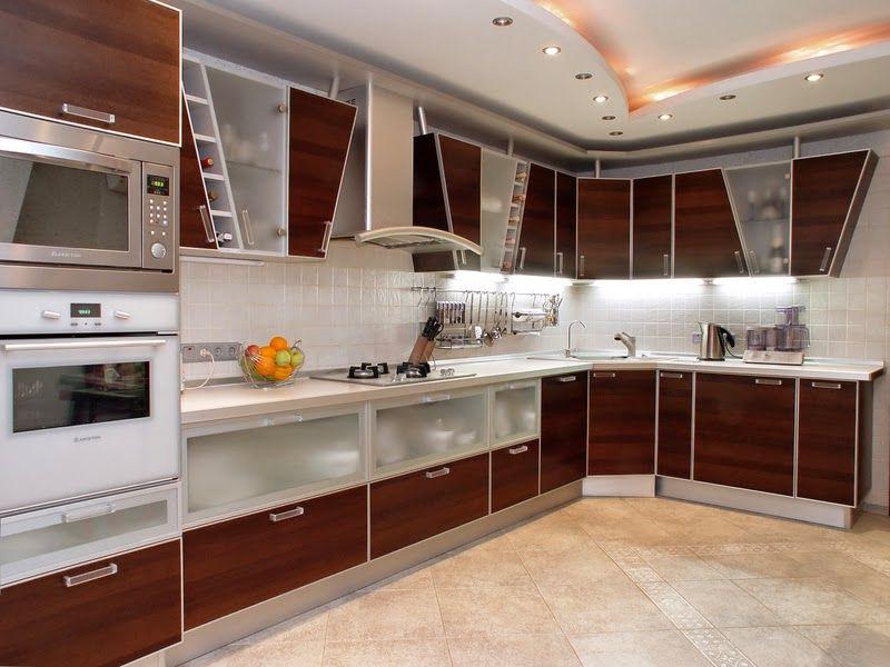 Beautiful Gabinetes De Cocinas Modernas Images - Casa & Diseño Ideas ...