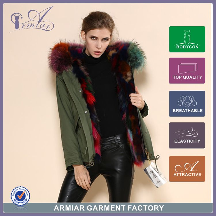 b8d849d9c75 Find More Trench Information about mink fur prices fox fur coat with  multicolor collar new fashion warm coat mr or mrs furs unisex coat M001  21,High Quality ...