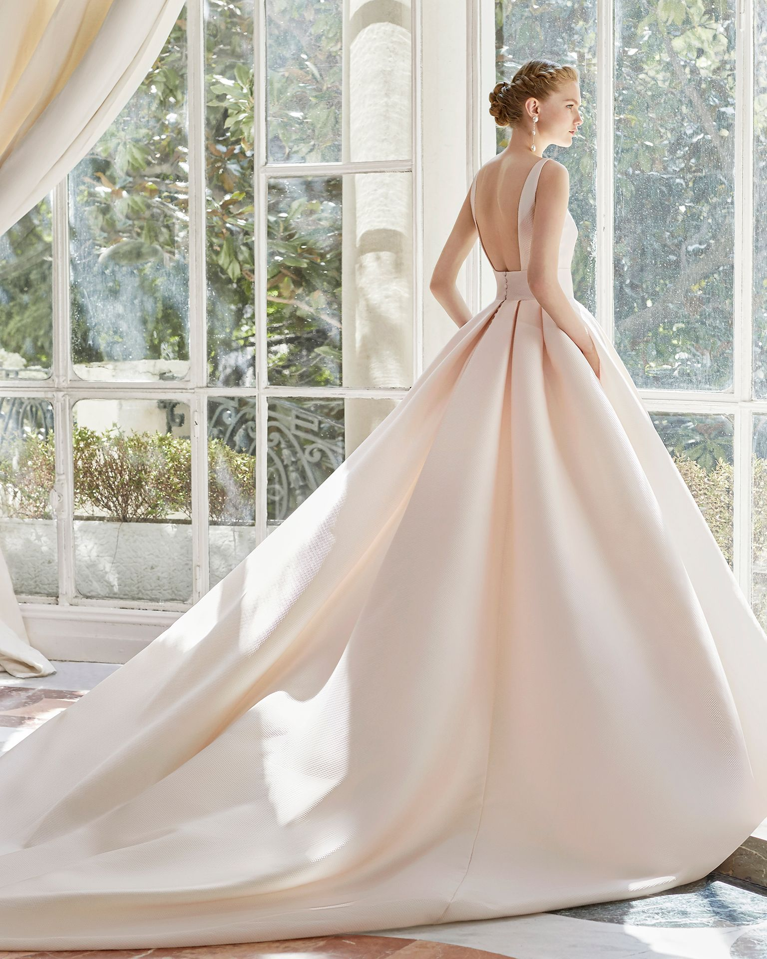 Pin On 2019 Bridal Collection By Rosa Clara