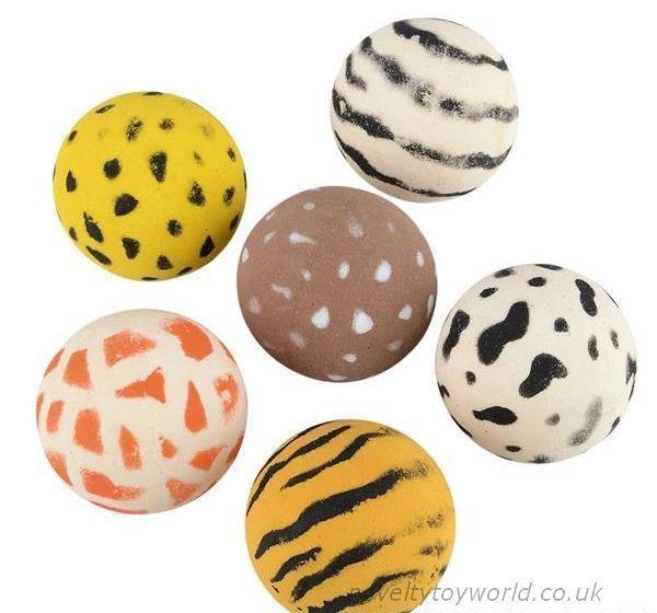 3.5 Inch Diameter FLAGHOUSE High Bounce Balls