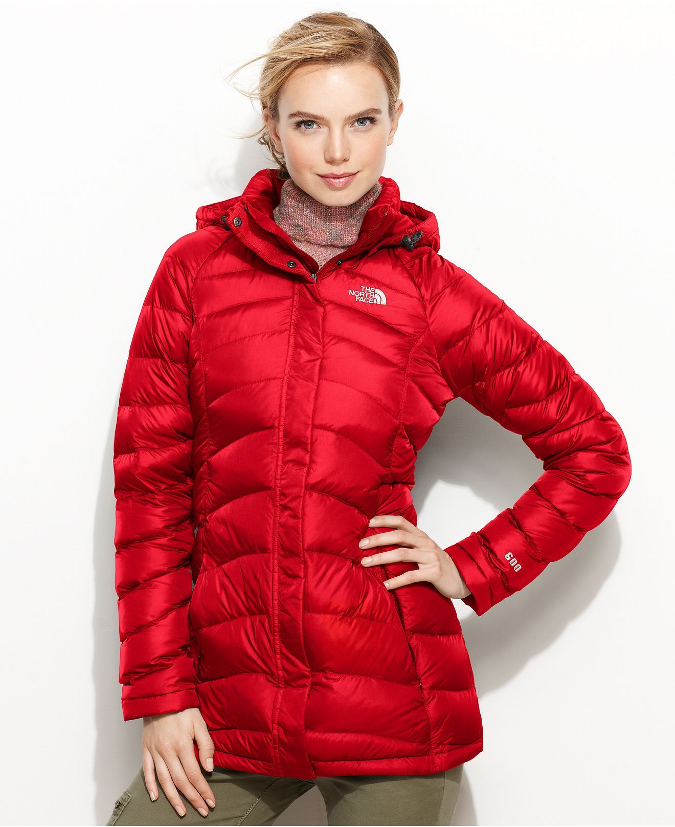 The North Face Jacket, Transit Hooded Down Puffer North
