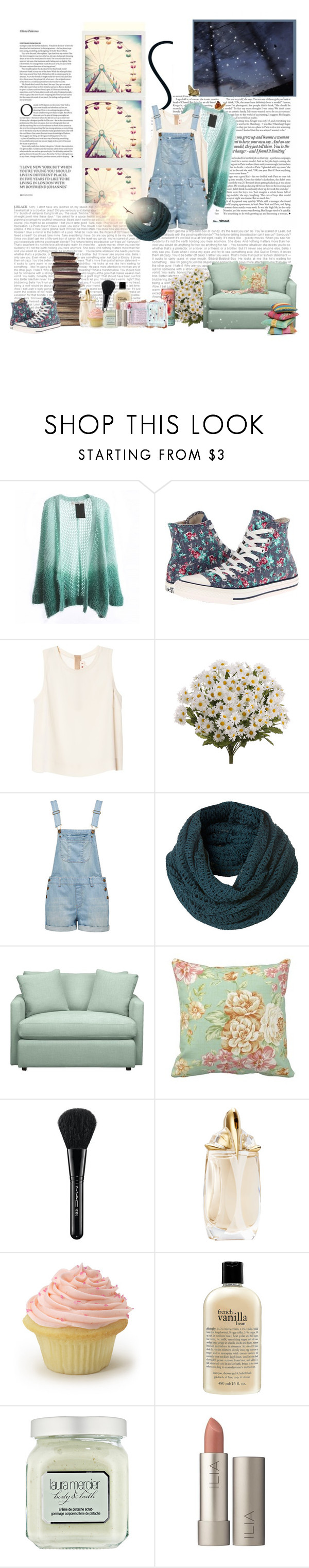 """Don't look in my diary!!"" by sweet-angel-174 ❤ liked on Polyvore featuring Converse, Marni, Forever New, Topman, Crate and Barrel, Shabby Chic, MAC Cosmetics, Thierry Mugler, philosophy and Laura Mercier"