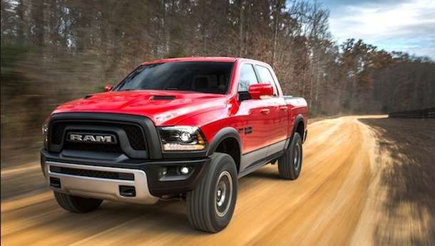 2016 Dodge Rebel