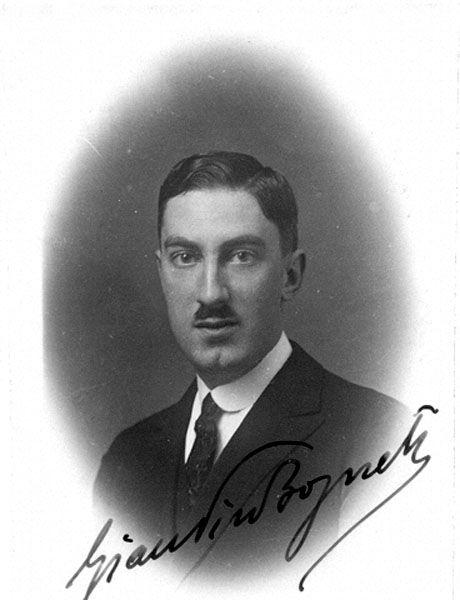Gian Piero Bognetti (con immagini)