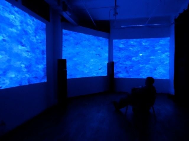 """""""SKIN"""" Transforms Your Emotions Into Sound And Color Through Sweat Data"""