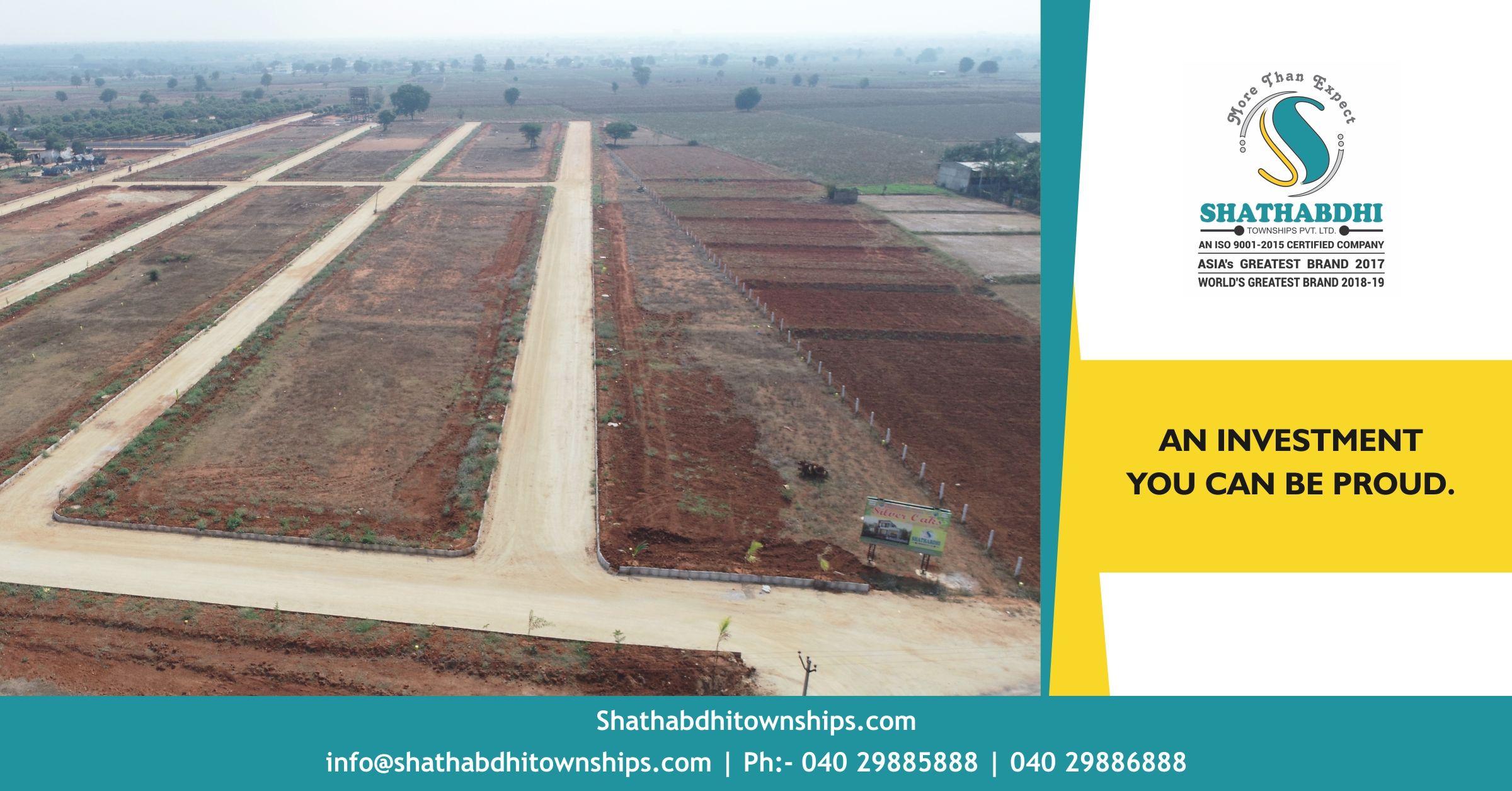 Plots At Shamshabad