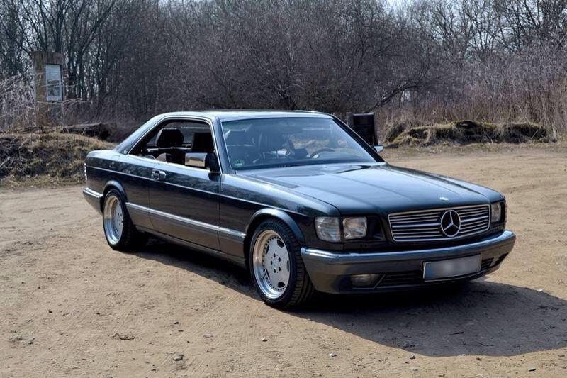 Mercedes Benz 560sec W126 Mercedes Benz Cars Mercedes Benz 500 Mercedes Benz Amg