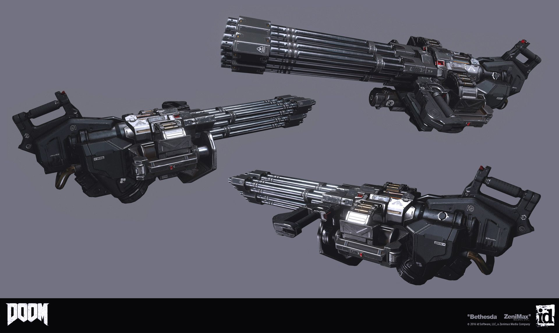 20 Doom Machine Gun Pictures And Ideas On Meta Networks