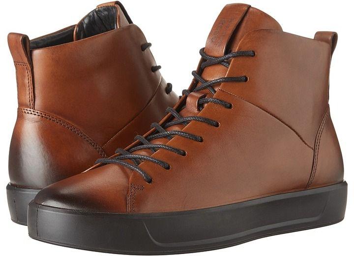 83b2f82c4e52 Ecco Soft 8 Street High Men s Shoes