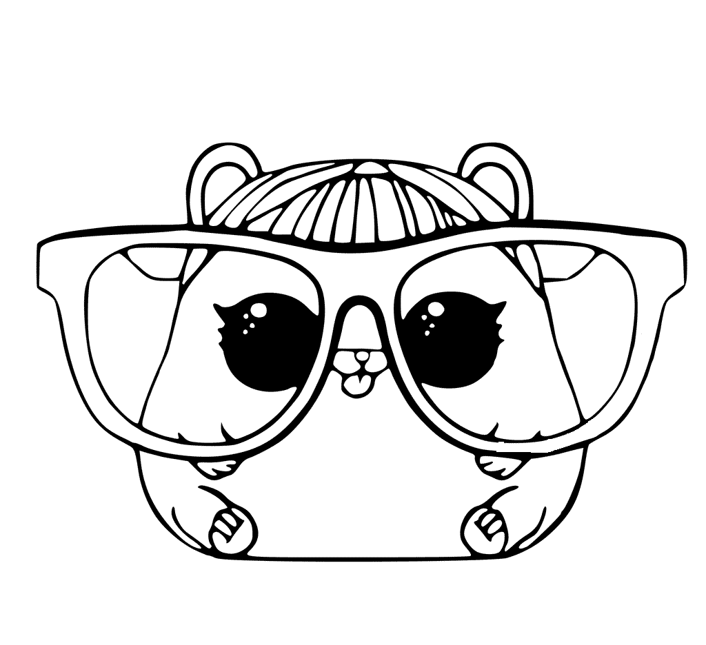 Hamster Coloring Pages Best Coloring Pages For Kids Coloring Pages Cute Coloring Pages Coloring Books