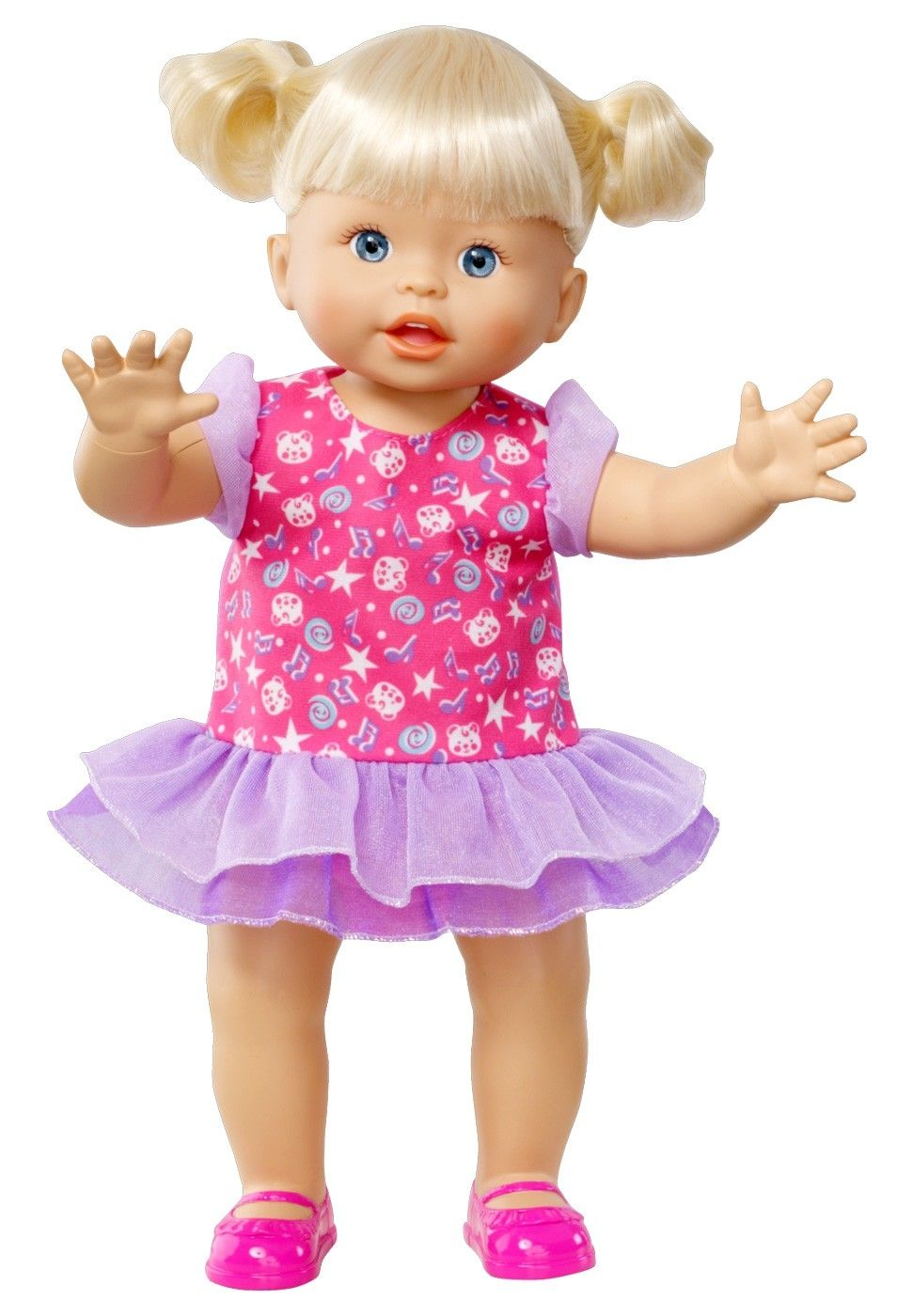 LITTLE MOMMY Dancy Dancy Doll: This engaging doll is ready to dance ...