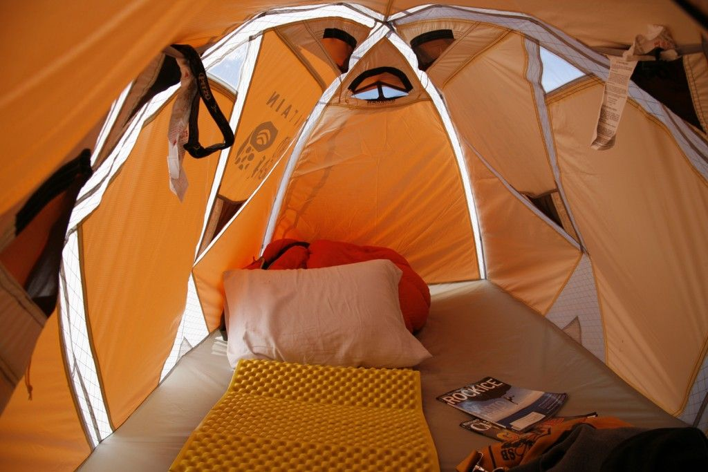 Tent tarp & This is one of the cheeriest single wall tent weu0027ve tested. The ...