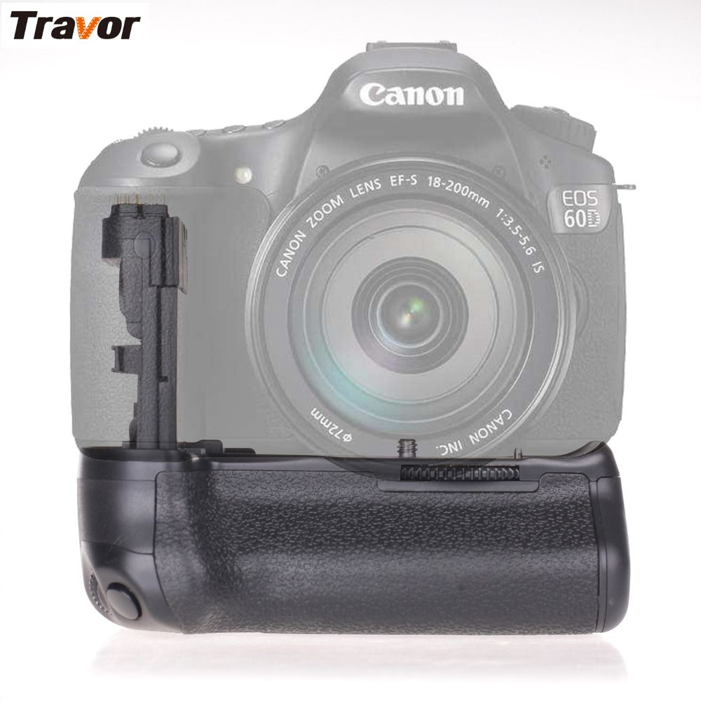 Professional Vertical Battery Grip Pack Holder For Canon Eos 60d 60da 60d A Dslr Cameras And Gift The Universal Remote Cont Dslr Camera Dslr Accessories Camera