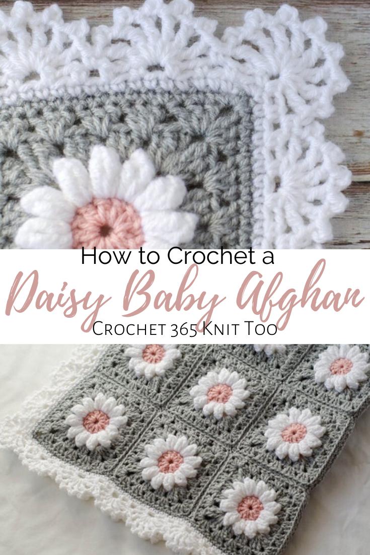 Crochet Afghan Pattern - CROCHET PATTERN instant download - crochet baby afghan pattern - baby gift