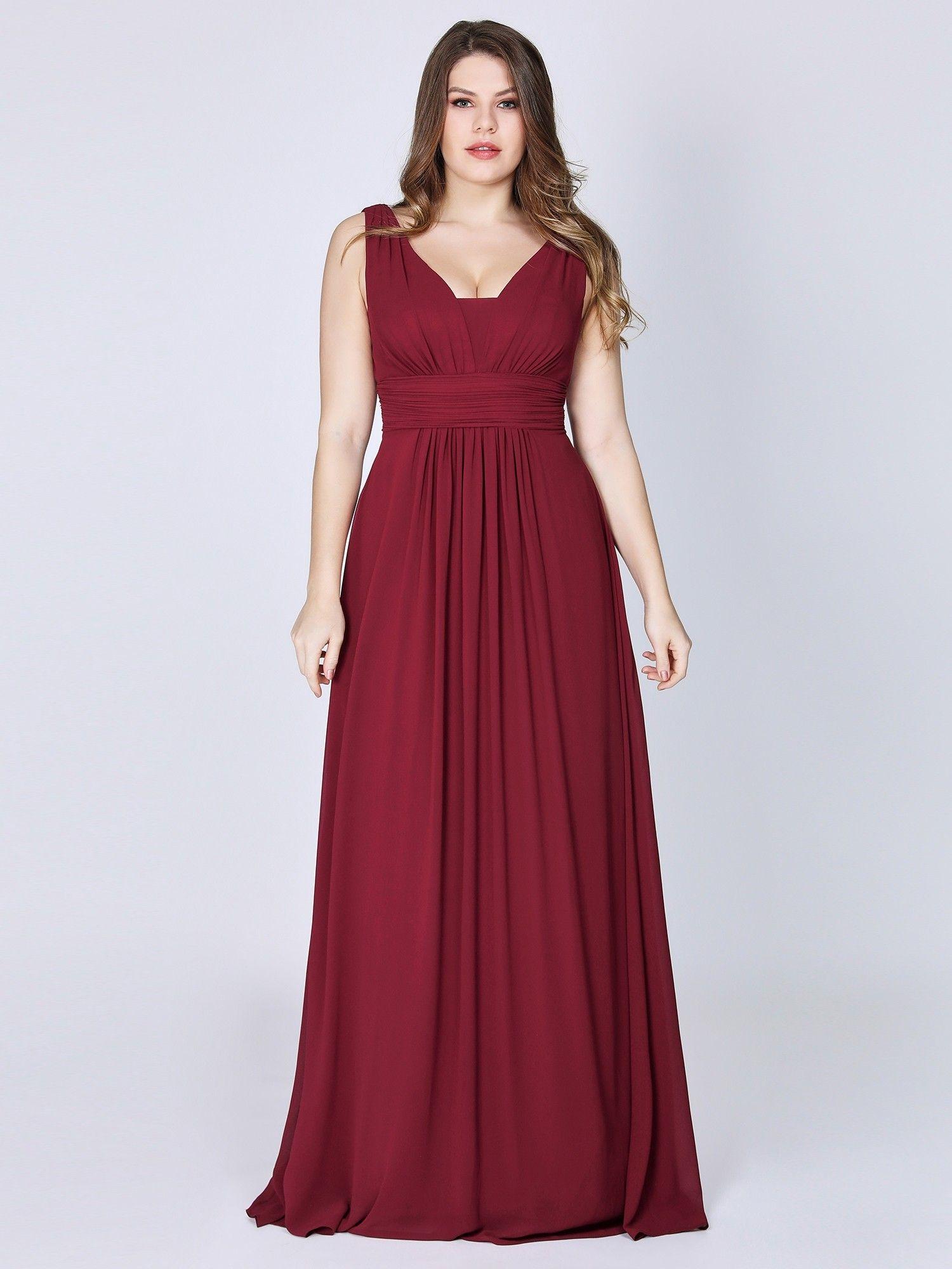 Sleeveless V Neck Plus Size Semi Formal Maxi Dresses For Weddings Maxi Dress Wedding Maxi Dress Evening Maid Of Honour Dresses,Wedding Dresses In Texas