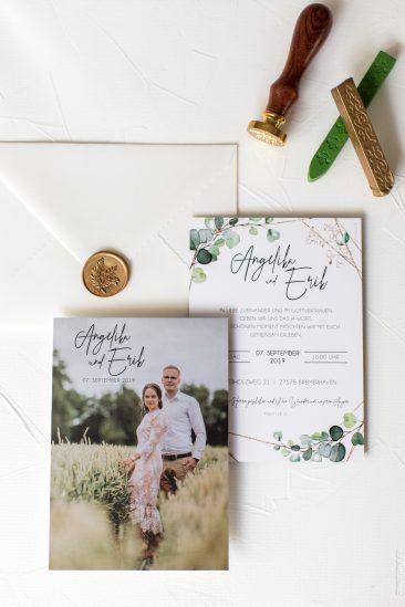 Photo of Hochzeitseinladung & Dankeskarten – Photonasa Photography