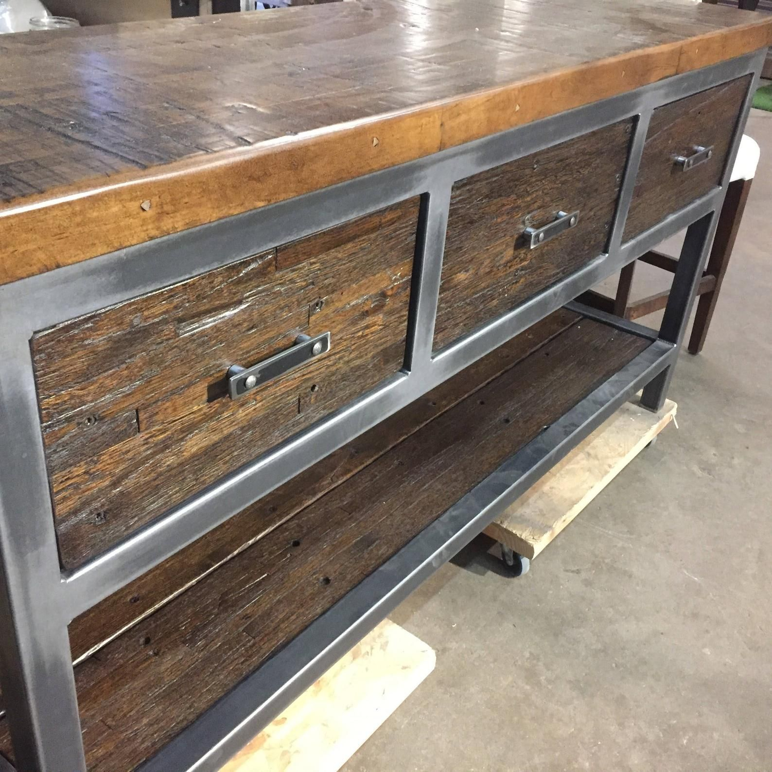 Poignée De Meuble Industrielle poignée de dresser / pull de meubles / poignée de fer
