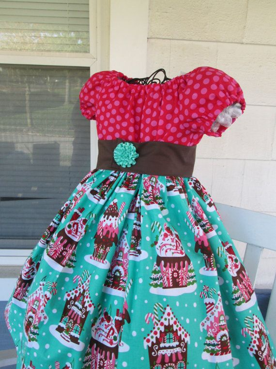 Girls Christmas Clothing Girls Christmas Dress by Clothes4Girls