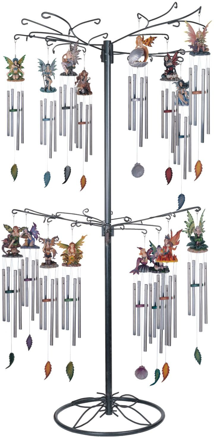 Exhibition Stand Terms And Conditions : Display set tree stand for wind chimes collection craft