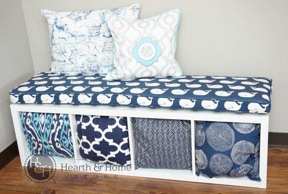 Ikea Kallax Custom Cushion for Nursery by