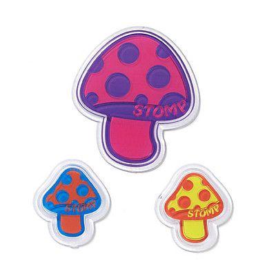 New 2014 Stompgrip Mushroom Snowboard Stomp Pad Design