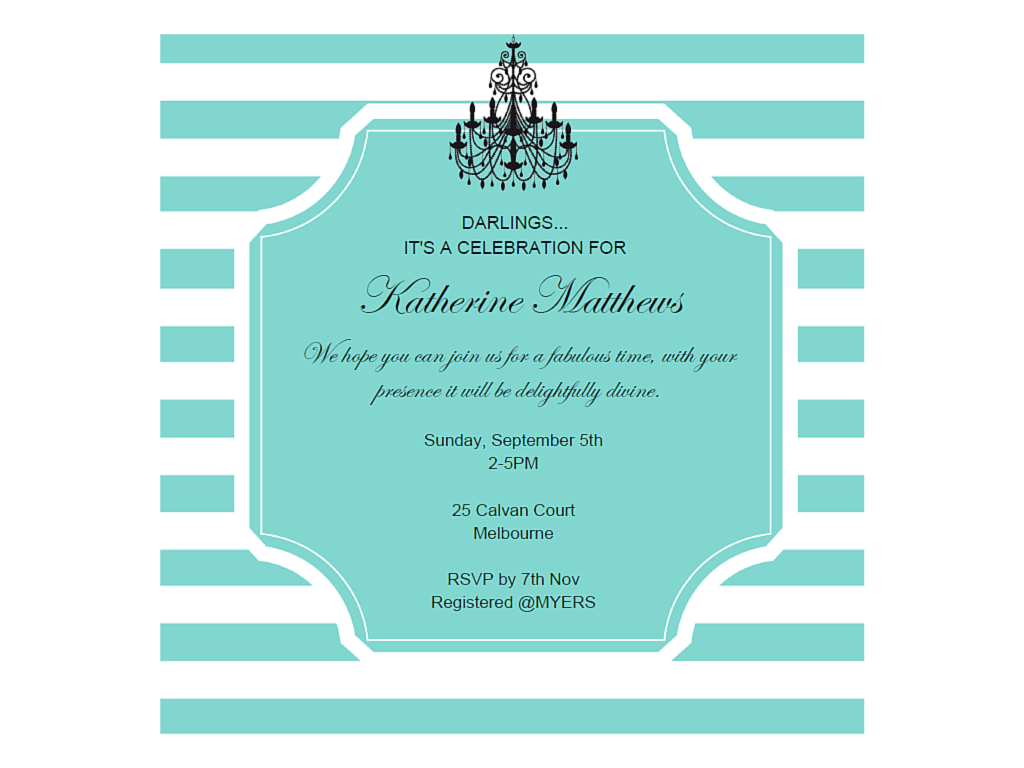 Editable tiffany baby shower bridal shower birthday invitation editable tiffany baby shower bridal shower birthday invitation breakfast at tiffanys chandelier filmwisefo Choice Image