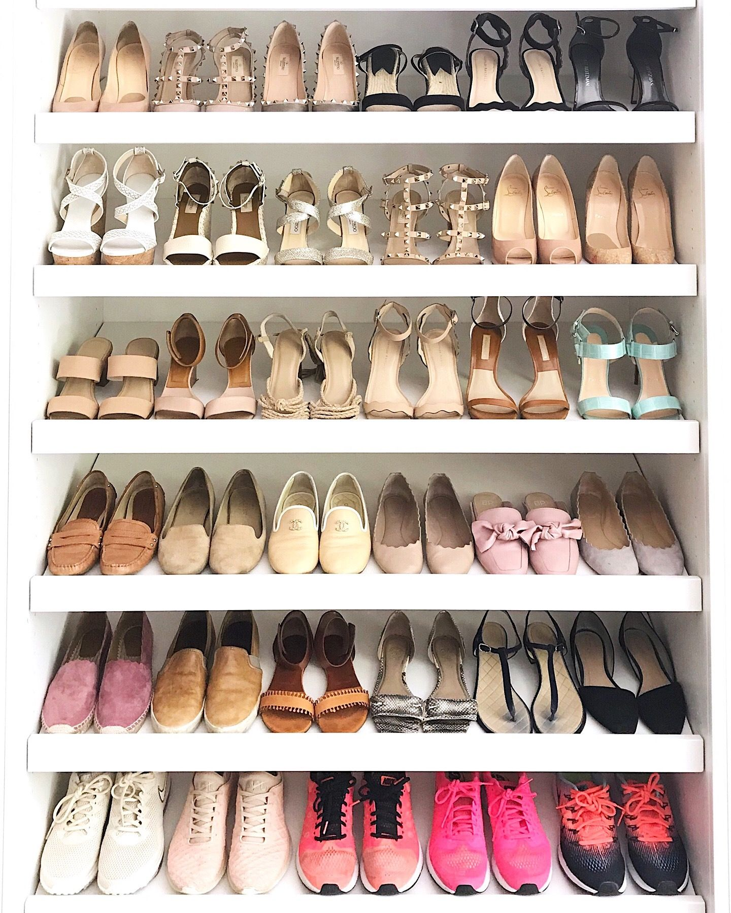 NEAT Method- closets, closet ideas, closet storage, closet design ...