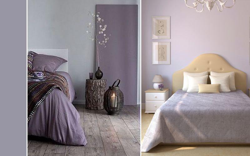 Paarse Accessoires Slaapkamer : Slaapkamers in de nieuwste lentekleuren van slaapkamer