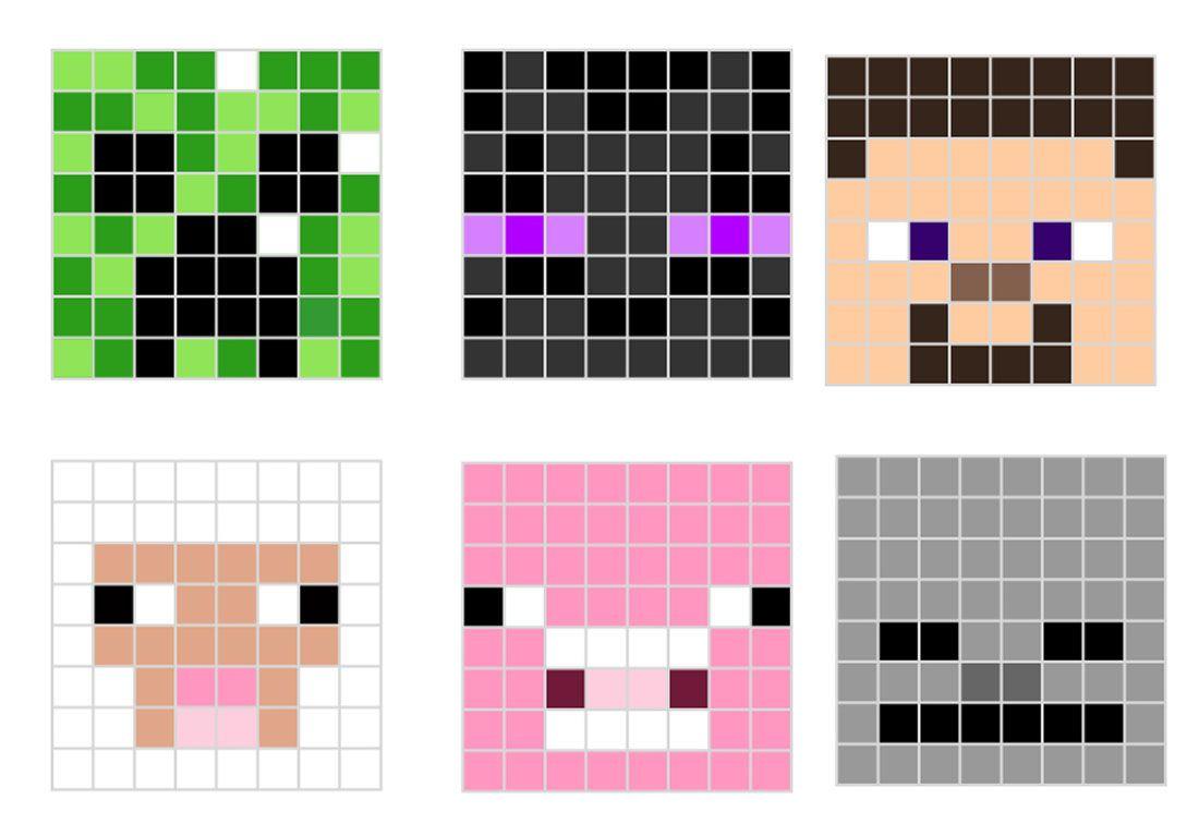 Imprimibles Minecraft | Pinterest | Plantillas minecraft, Minecraft ...