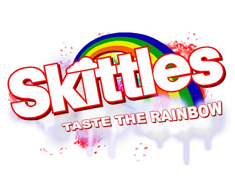 Taste The Rainbow Skittles Logo Skittles Taste The Rainbow