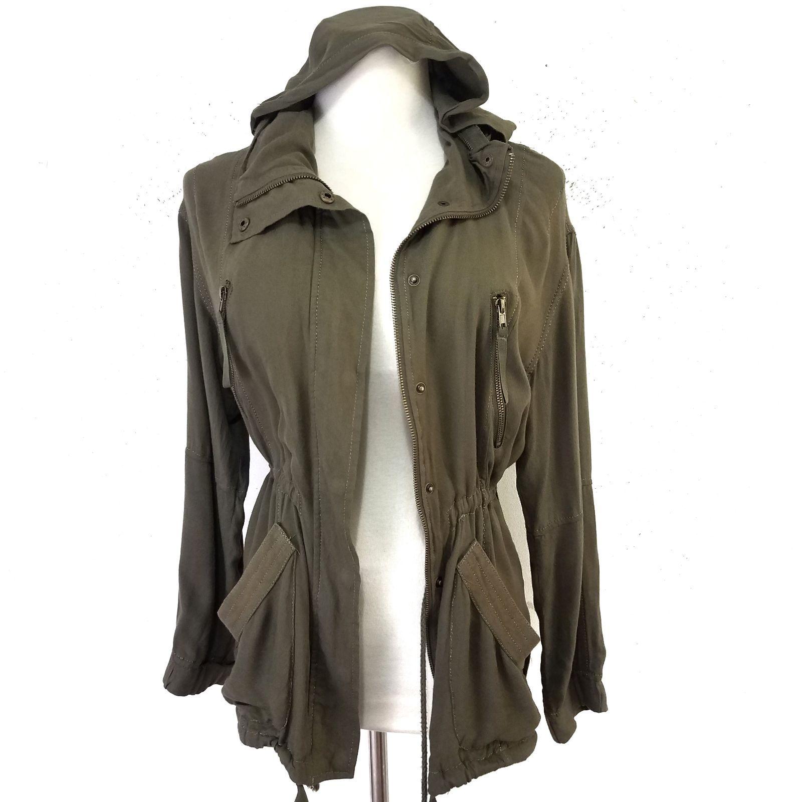 Women S Utility Jacket Sz S Runs Big Mercari Jacket Fashion Style Forsale Hoodie Harpfreak Womens Utility Jacket Long Outerwear Jacket Long Outerwear [ 1600 x 1600 Pixel ]