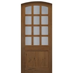 A798g 42er Walnut Doors Wood Doors Entry Doors