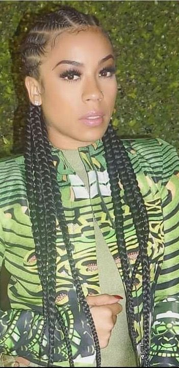 Pin By Ife James On Everything Did Plaits Hair Styles Hair