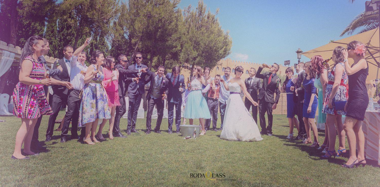 reportaje boda fotografía en la fiesta de la boda fotografía divertida