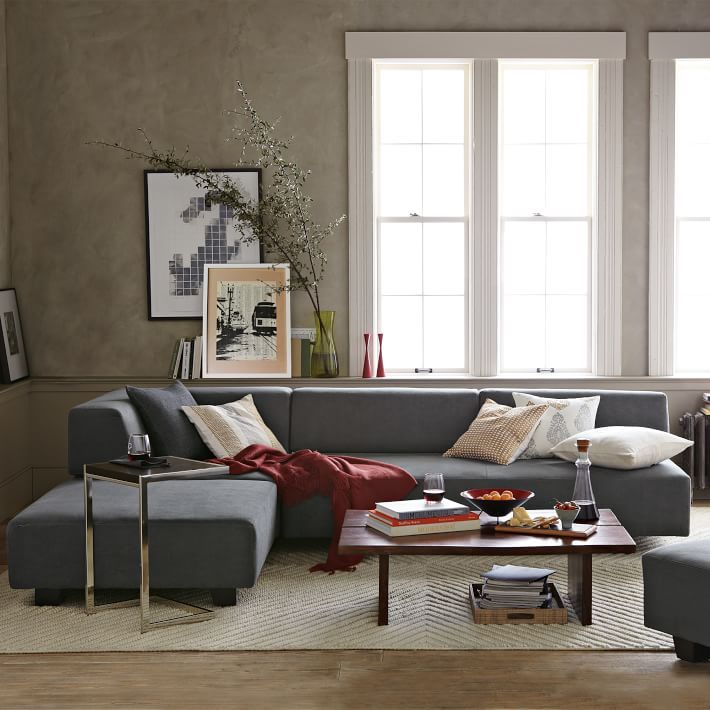 tillary® 6piece sectional in 2021  living room furniture