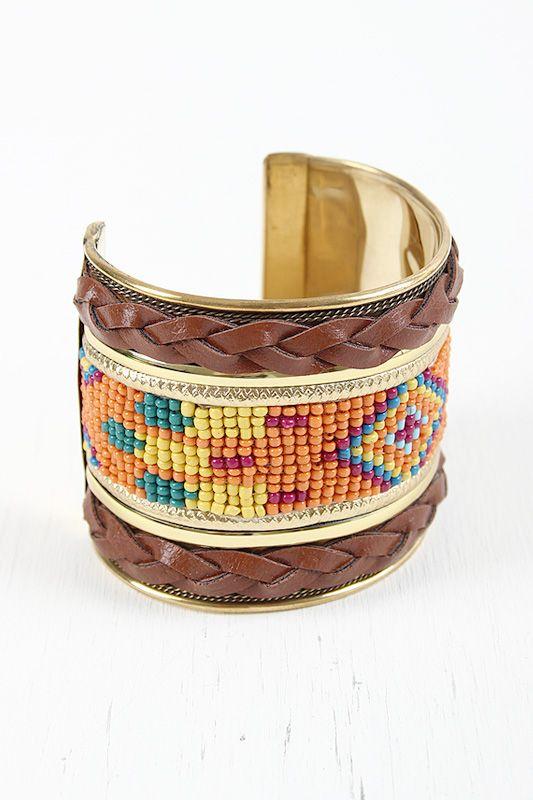 Indian Trails Cuff Bracelet