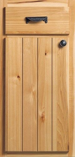 Holiday Kitchens Jamestown Door, Made With Rustic Barn Wood