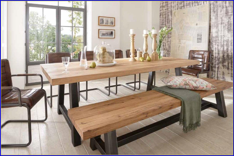 Esstisch Holz Massiv Grau (mit Bildern) Esszimmertisch