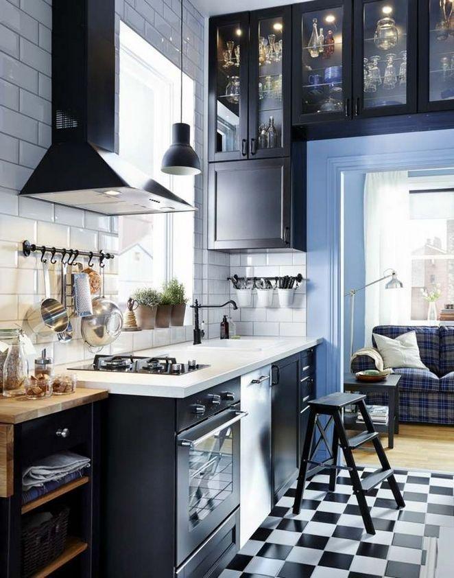 +27 Whispered Studio Apartment Kitchen
