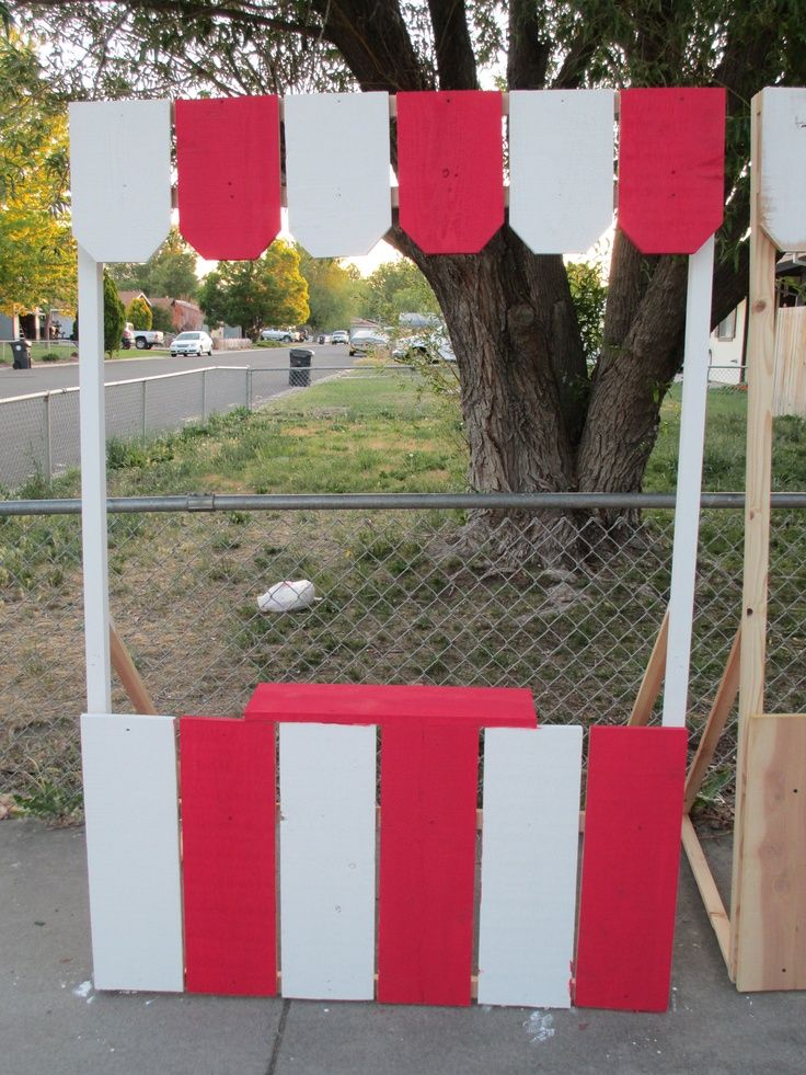 Diy Carnival Booth Ideas Google Search We D Make A