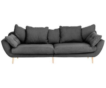 Big Sofa Clara 4 Sitzer Mobel In 2019 Sofa Big Sofas Und Couch