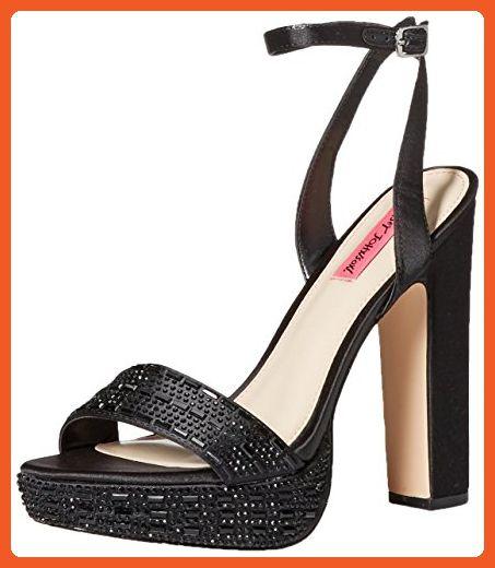 2c8f0957e7109c Betsey Johnson Women s Alliie Platform Dress Sandal