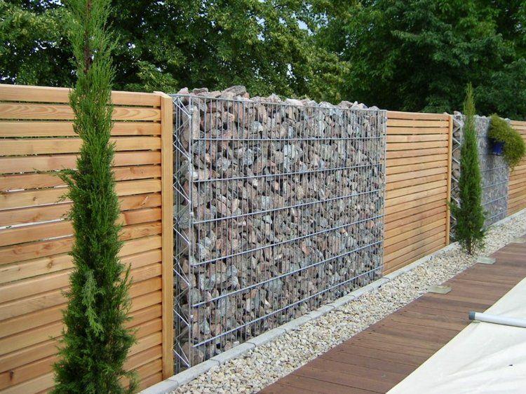 Neuestedekoration Com Sichtschutz Garten Holz Sichtschutzzaun Garten Gartengestaltung