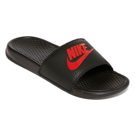 new concept 72eff f7333 Nike Benassi JDI Solarsoft Mens Slide Sandals