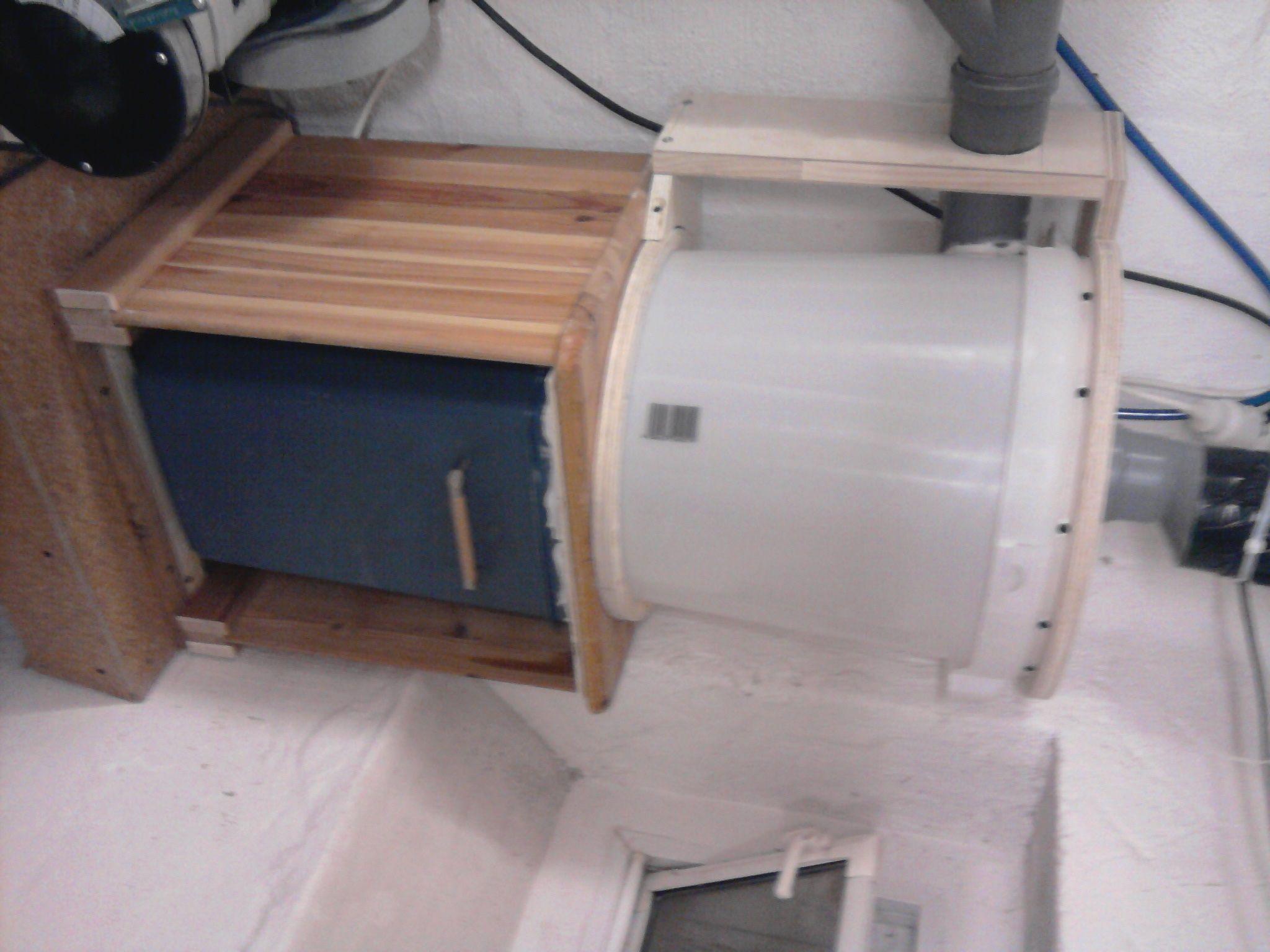 zyklonabscheider mit absauganlage bauanleitung zum selber projekte pinterest. Black Bedroom Furniture Sets. Home Design Ideas