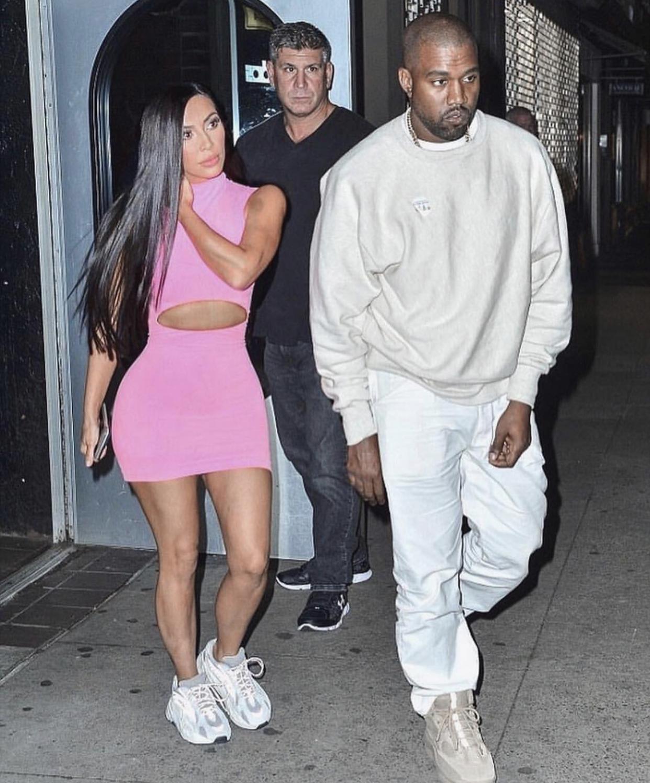 Pin By Wardba On Kanye West Kim Kardashian Kim Kardashian Kids Names Jenner Outfits