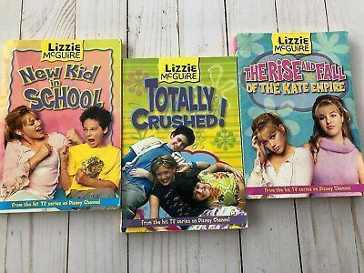Details about Lot Of 3 Lizzie McGuire Paperback Books Pre-Owned: New Kid, Totally Crushed+ #lizziemcguire Lot Of 3 Lizzie McGuire Paperback Books Pre-Owned: New Kid, Totally Crushed+...  | eBay #lizziemcguire Details about Lot Of 3 Lizzie McGuire Paperback Books Pre-Owned: New Kid, Totally Crushed+ #lizziemcguire Lot Of 3 Lizzie McGuire Paperback Books Pre-Owned: New Kid, Totally Crushed+...  | eBay #lizziemcguire Details about Lot Of 3 Lizzie McGuire Paperback Books Pre-Owned: New Kid, Totally #lizziemcguire