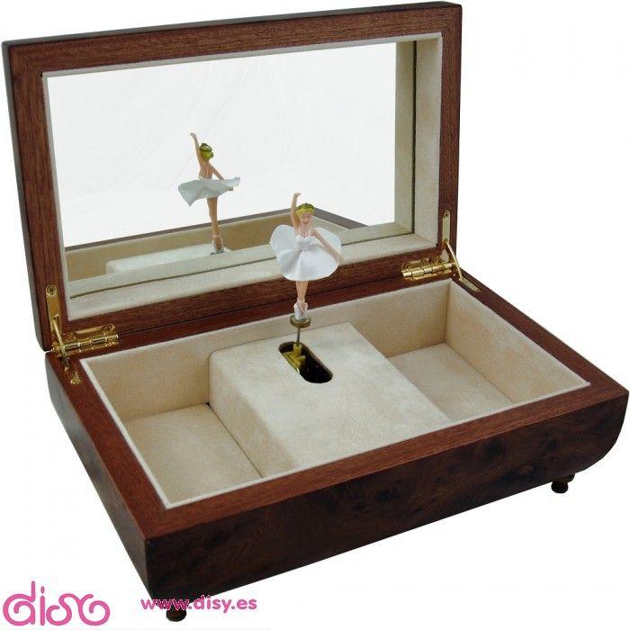 Resultado de imagen de caja de musica con bailarina Dance Objects