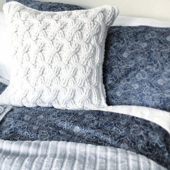 Patrón patrón de funda de almohada Hudson y Harrison por rubywebbs ...